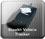 Model GPS/GSM - Stealth Vehicle Tracker