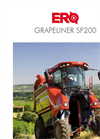 ERO Grapeliner - Model SF200 - Grape Harvester Brochure