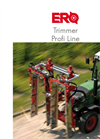 Model Profi Line - Trimmer Brochure