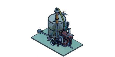 Baby - Model ES40F - Mobile Grain Dryers