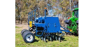 Agrowdrill - Model AD320 - Seed Drill