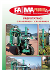Model CP100 - PR 650/950 - Pre-Pruning Machine Brochure