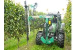 Model CL200 - Lopping Machines for Vineyard