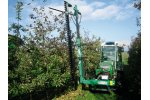 Model CMA 250 - Front Loopping Machine for Orchards