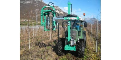 Model CP100 - PR 650/950 - Pre-Pruning Machine