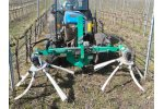 FAMA - Model RX300 - RX150 - Vine Running Windrowers