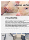 Slotted Flooring for Pigs Brochure