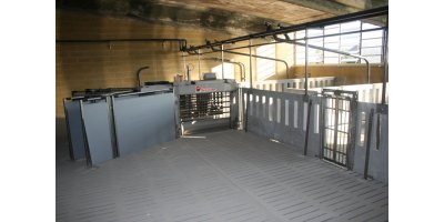 Slotted Flooring for Pigs