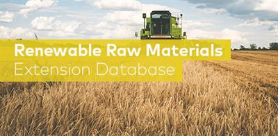 Gabi - Extension Database XII for Renewable Raw Materials