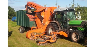 Tuthill - Model 2015 - Centipede Harvester