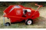 Tuthill - Model M2000 - Self-Propelled Cider Fruit Harvester