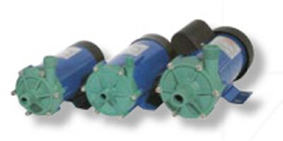 TMB - Model BASIS Range - Argal Centrifugal Mag Drive Pumps