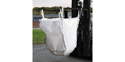 Bulk Bag Carrier & Inverted Notched Forks