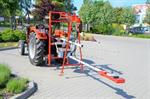 Hydraulic Tree Trunk Shaker Fruit Harvester