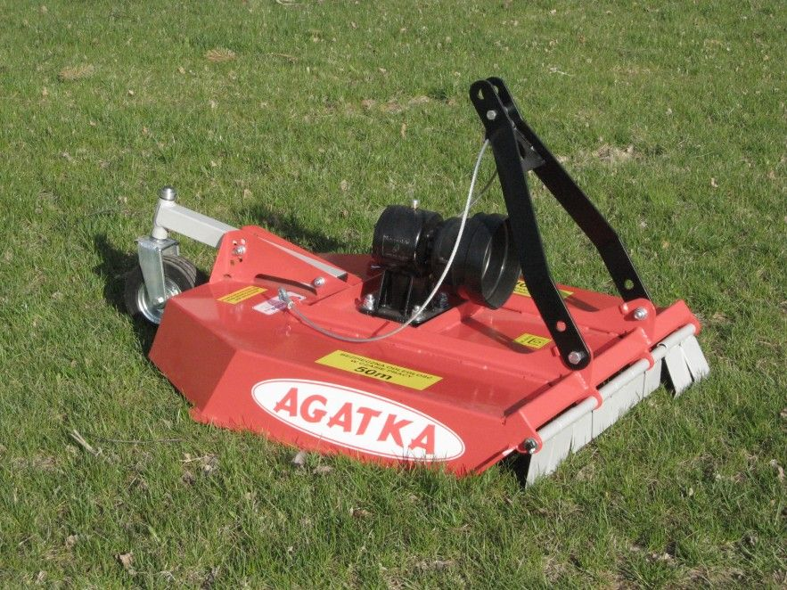 AGATKA - Mower Shredder
