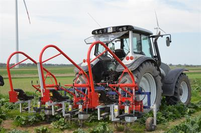 ZUZA - Model 3 - Hydraulic Weeder
