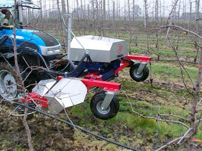 Automatic Hydraulic Weeder-1