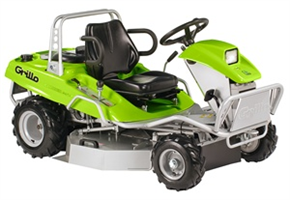 Grillo Climber - Model 7.13 - Safe Mowing on Slopes
