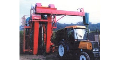 Pattenden - Trailed Dwarf Hop Harvester