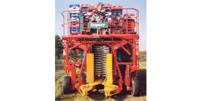 Pattenden - Self Propelled Raspberry Harvester