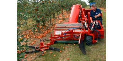 Pattenden - Grouse Self Propelled Cider Apple Harvester