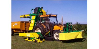 Partridge Medium Output Cider Apple Harvester
