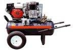 Model 6,5 HP - Petrol Air Compressor Interpower