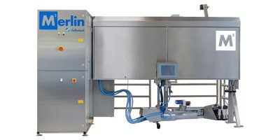 Fullwood M2erlin - Robotic Milking Systems