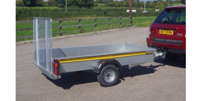 Bateson - Model B84 - Unbraked Trailer