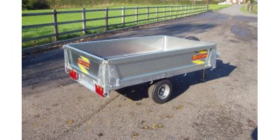 Bateson - Model 520 - Unbraked Trailer