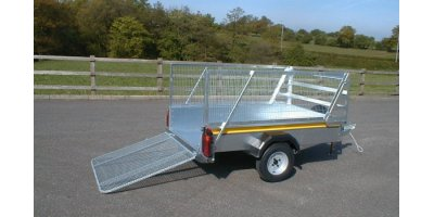 Bateson - Model B64 - Unbraked Trailer