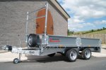 Nugent - Flatbed Trailers