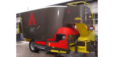 Apache - Model II - Trailed Double Auger Vertical Feed Mixers