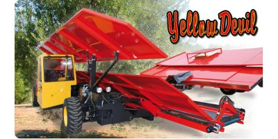 Yellow Devil - Continuous Self Propelled Vibrating Device