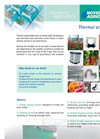 Thermal Screens - Brochure