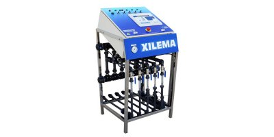 XILEMA - Model NP20 - Automatic Fertigation Equipment