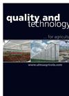 Model G - Gothic Multispan Greenhouses- Brochure