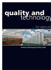 Model M - Circular Multispan Greenhouses- Brochure