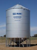 G.E. - Model 65 Tonne - Grain Silos