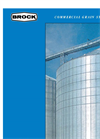 Brock - Commercial Grain Storage Silos Datasheet