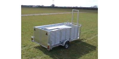 Modulamb - Mini-Mobile Sheep Handling Trailer