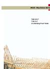 HCLT - 7200 - High Capacity Lumber Tester  Brochure