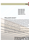 Veneer - Model 2805 DME - Revolutionary Testers Brochure