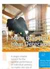 Nedap Heat Detection and Health Monitoring Brochure