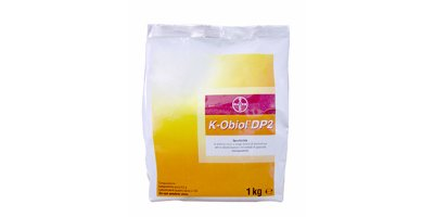Model K-OBIOL DP 2 - Insecticide - Protection of Stored Crop Powder