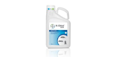 Model K-OBIOL ULV 6 - Insecticide- Protection of Stored Crop Powder