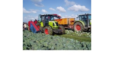 Asa-Lift  - Model MK-1000 - Cabbage Harvester