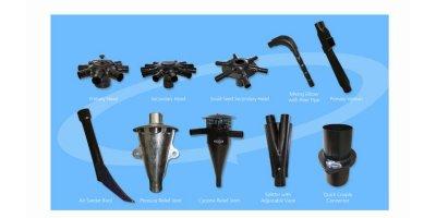 Airseeder Components