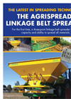 Agrispread Linkage Fertilizer Spreader Brochure