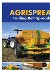 Agrispread Trailing Fertilizer Spreader Brochure
